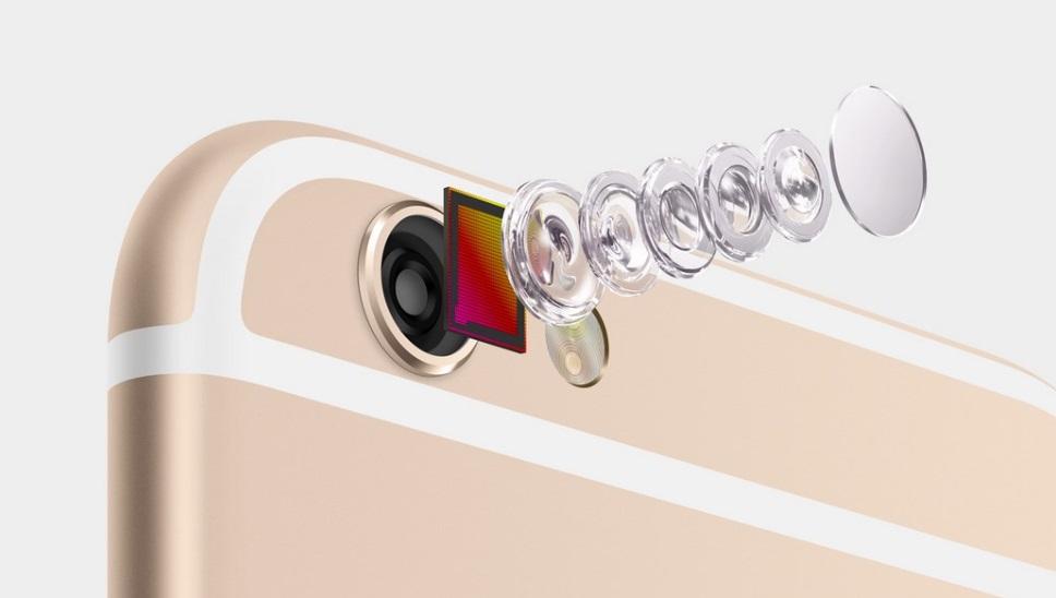 appareil photo iphone 6 plus iPhone 6 Plus : Métal et aimants altèrent la qualité des photos