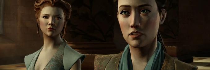 trailer jeu Game of Thrones Telltale propose un nouveau Trailer du jeu Game of Thrones