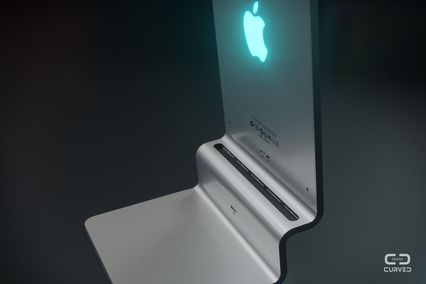 16 Un concept futuriste en hommage au premier Macintosh