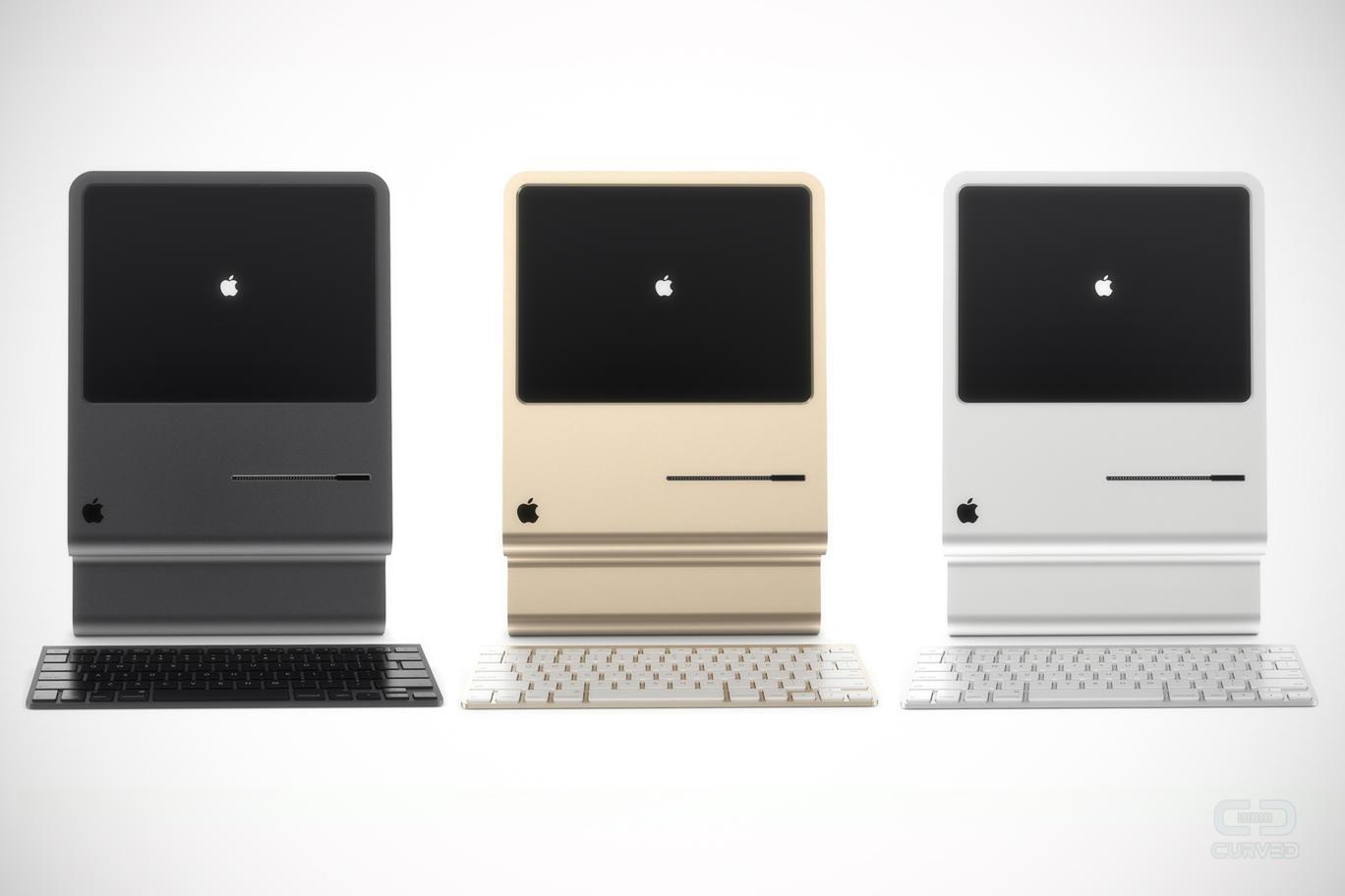 3a Un concept futuriste en hommage au premier Macintosh