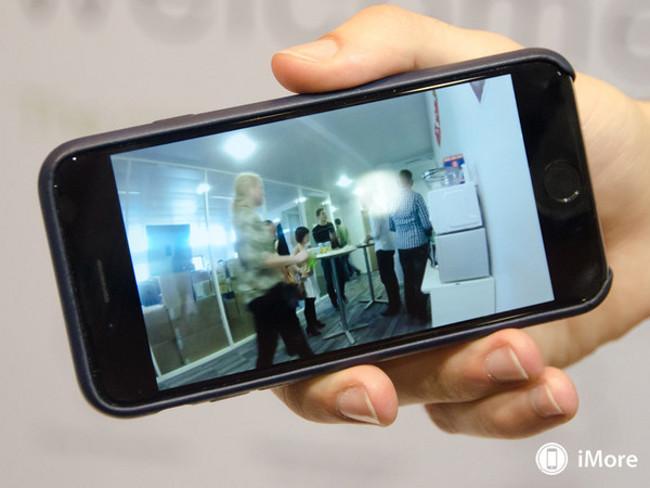 CES camera connectee Netatmo consultable depuis Apple Watch 3 CES: Netatmo présente sa caméra connectée à lApple Watch