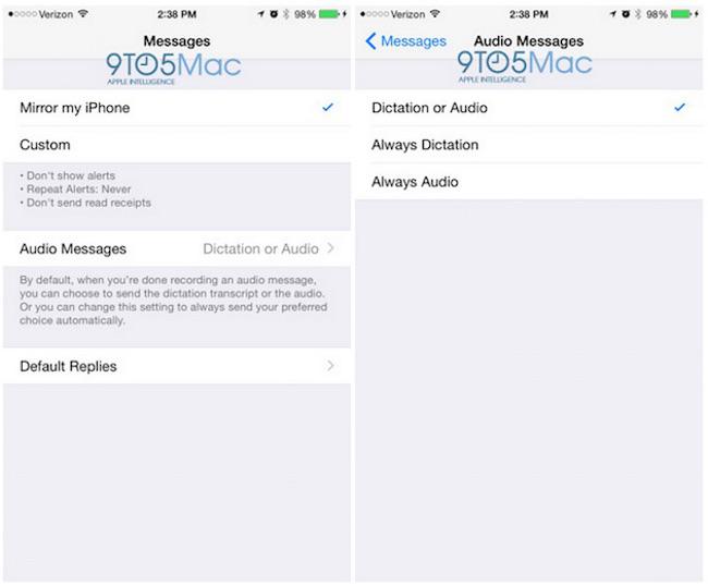 La beta 4 d iOS 8.2 nous en apprend plus sur l Apple Watch 3 La bêta 4 diOS 8.2 nous en apprend plus sur lApple Watch