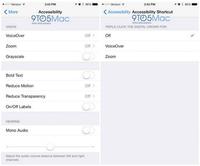 La beta 4 d iOS 8.2 nous en apprend plus sur l Apple Watch 4 La bêta 4 diOS 8.2 nous en apprend plus sur lApple Watch