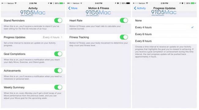 La beta 4 d iOS 8.2 nous en apprend plus sur l Apple Watch 5 La bêta 4 diOS 8.2 nous en apprend plus sur lApple Watch