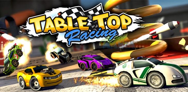 Table Top Racing Premium Edition gratuit sur app store Le jeu de course Table Top Racing gratuit sur lApp Store