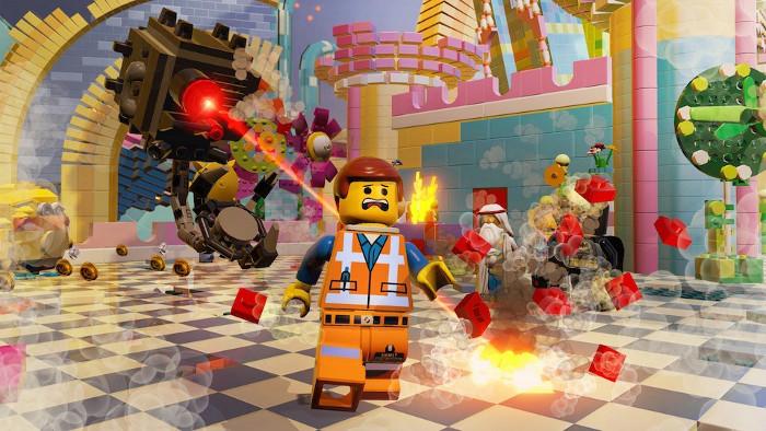The LEGO Movie Video Game arrive sur iOS App Store: The LEGO Movie Video Game est disponible