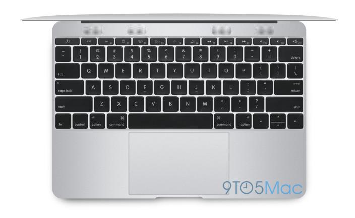 details MacBook Air 12 pouces Retina 4 Les détails du MacBook Air 12 Retina dévoilés !