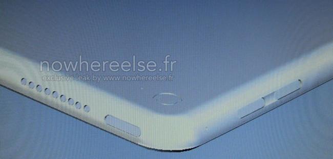 haut parleur iPad Air Plus Le haut parleur de liPad Pro dévoilé ?