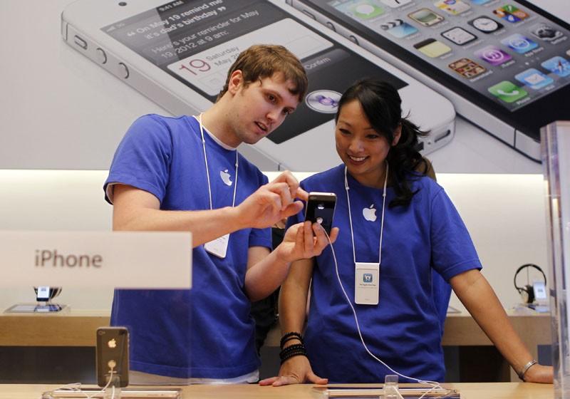 les employes des apple store des beta testeurs Les employés des Apple Store bientôt des bêta testeurs ?