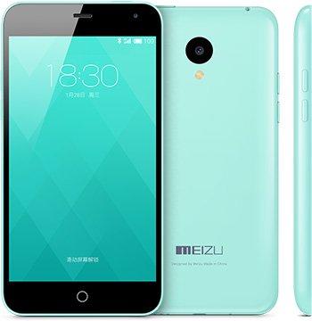 meizu m1 Deux nouveaux clones de liPhone signés Meizu et ZTE