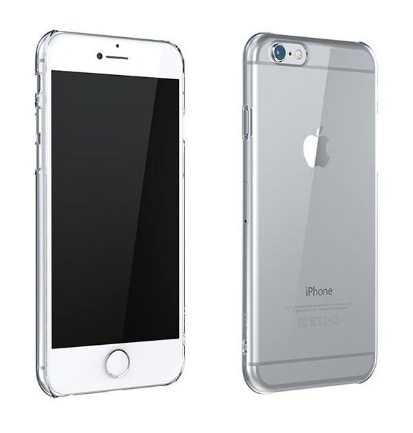 purecrystal 11 Coque PureCrystal pour iPhone 6