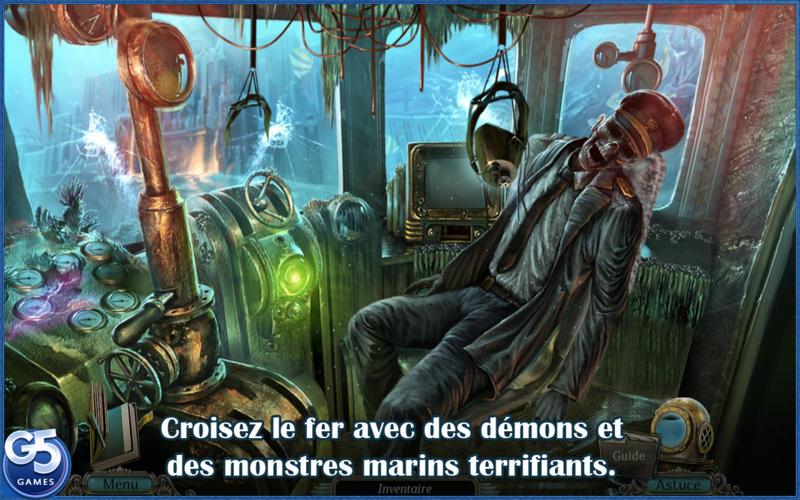Abyss the Wraiths of Eden mac 002 Le jeu Abyss : the Wraiths of Eden gratuit sur Mac