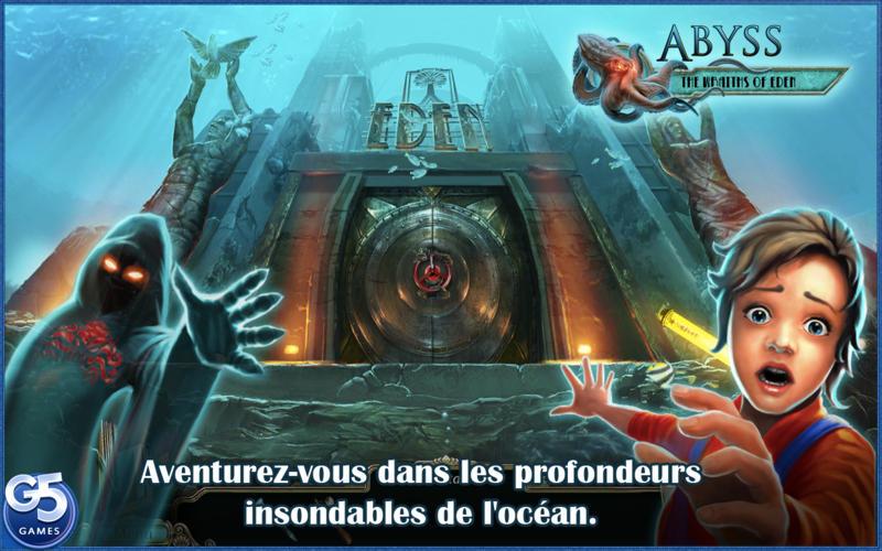Abyss the Wraiths of Eden mac Le jeu Abyss : the Wraiths of Eden gratuit sur Mac