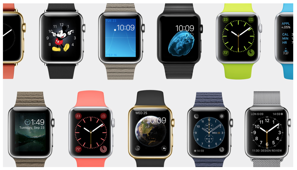 Apple Watch Designs 1024x587 Tim Cook fait quelques révélations sur lApple Watch