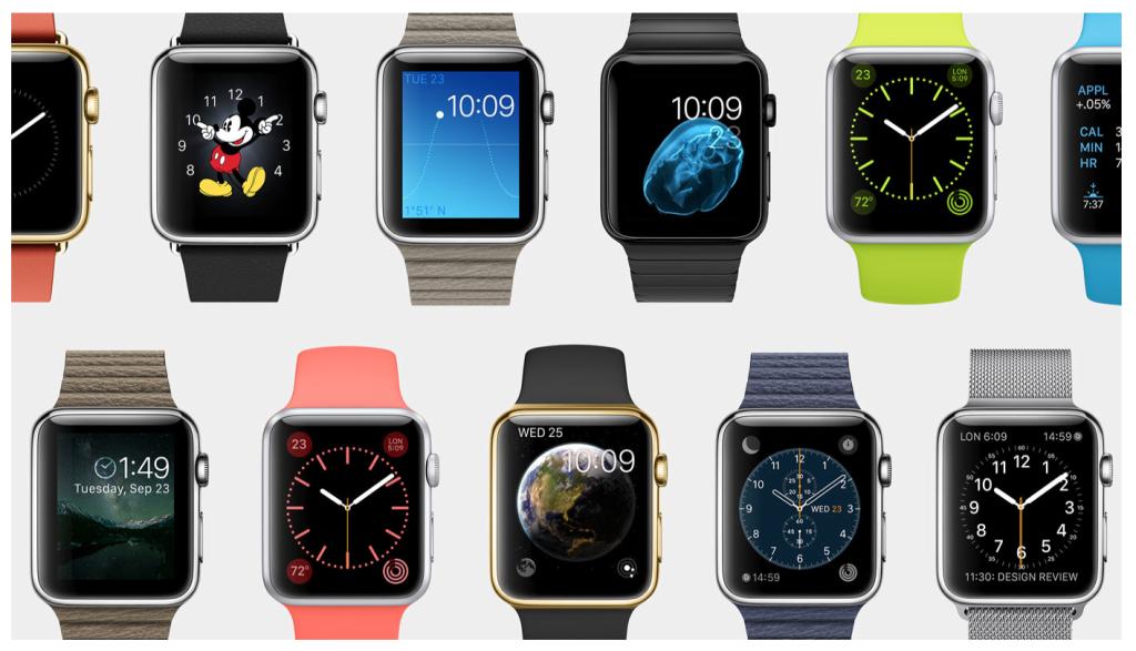 Apple Watch Designs 1024x587 Tim Cook fait quelques révélations sur lApple Watch