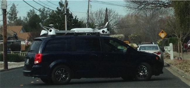 Apple aurait ses propres Google Cars 1 On en sait un peu plus sur les mystérieuses voitures dApple