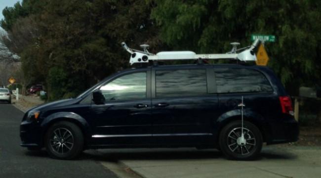 Apple aurait ses propres Google Cars 2 Apple aurait il ses propres Google Cars ?