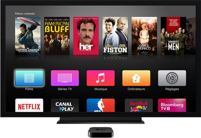 Apple web TV Apple préparerait une web TV payante