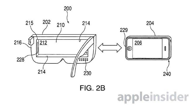 Apple Virtual Reality headset Deux nouveaux brevets pour des futurs produits Apple