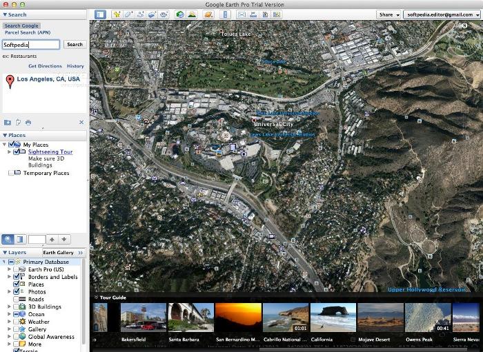 Google Earth Pro Google Earth Pro désormais gratuit