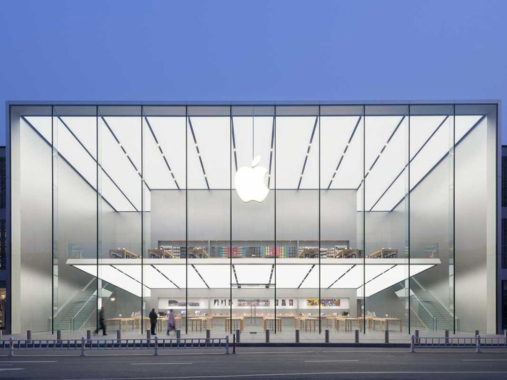 Img0 Découvrez lApple Store dHangzhou à létage flottant