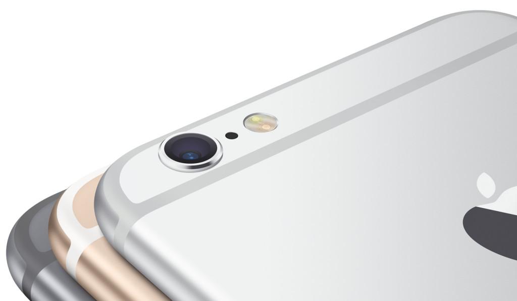 L iPhone 6S conserverait le meme capteur photo de 8MP 12 mégapixels pour liPhone 6S et 6S Plus ?