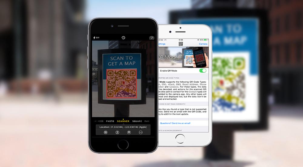 QR Mode Cydia [Cydia] QR Mode, scannez les QR codes depuis lapplication native Appareil Photo