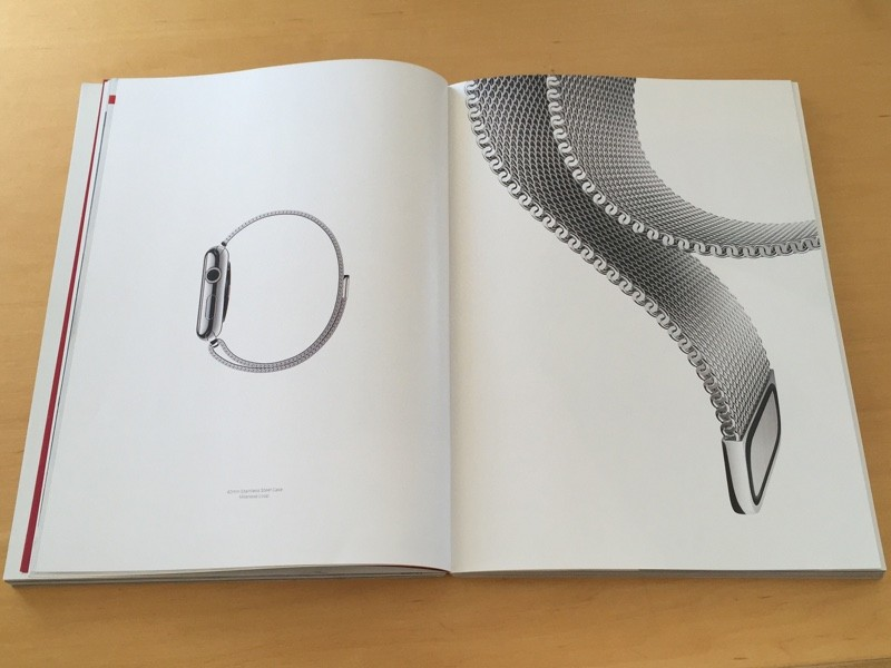 Vogue March 2015 Apple Watch ad 002 LApple Watch fait une nouvelle fois sa pub dans Vogue