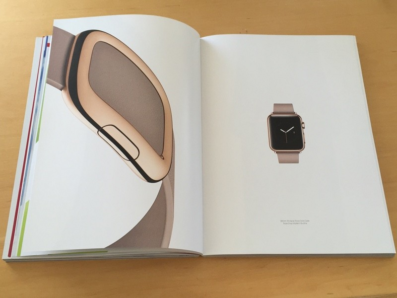 Vogue March 2015 Apple Watch ad 003 LApple Watch fait une nouvelle fois sa pub dans Vogue