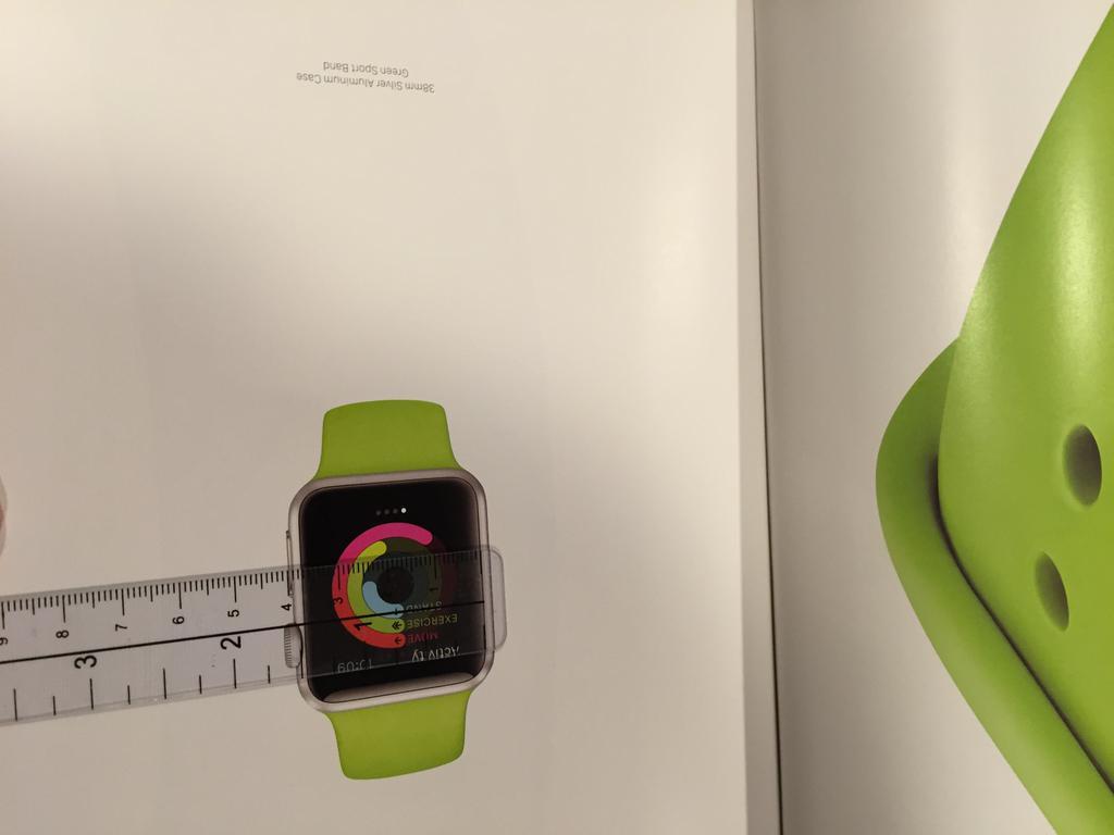 LApple Watch fait une nouvelle fois sa pub dans Vogue