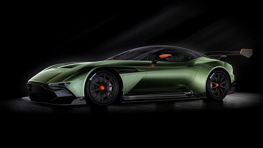 aston martin vulcan 001 En attendant liCar voici le nouveau bolide dAston Martin
