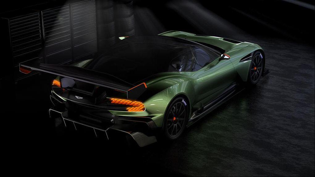 aston martin vulcan 002 En attendant liCar voici le nouveau bolide dAston Martin