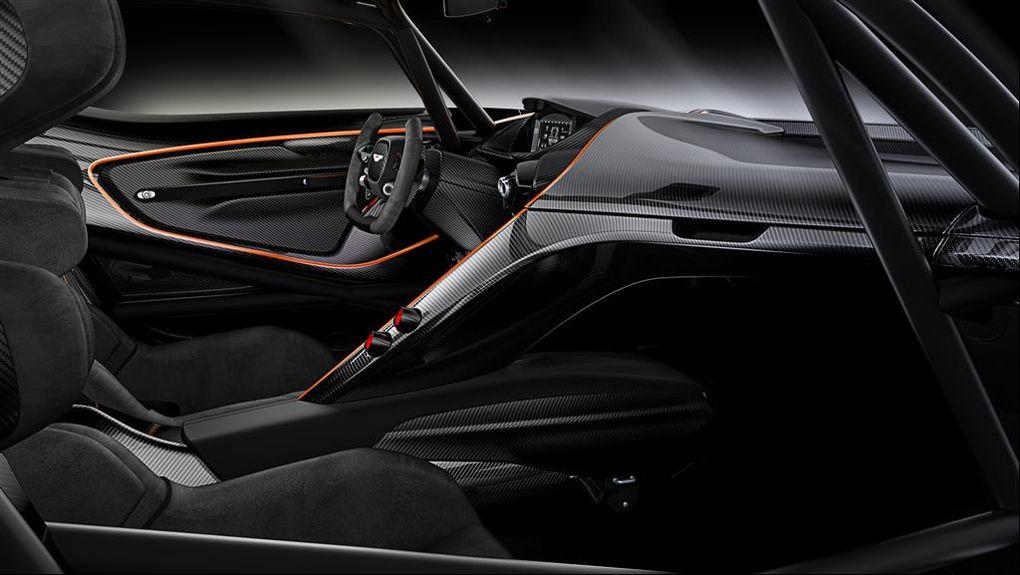 aston martin vulcan 007 En attendant liCar voici le nouveau bolide dAston Martin