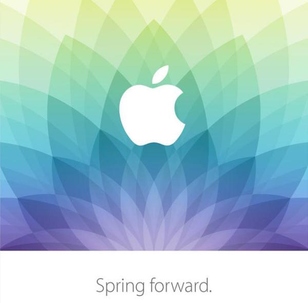 image Apple March 9 invite Un évènement Apple le 9 Mars prochain !