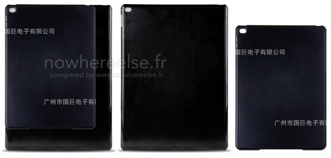 nouvelle coque iPad 12 pouces 002 Nouvelle coque supposée de liPad 12 pouces