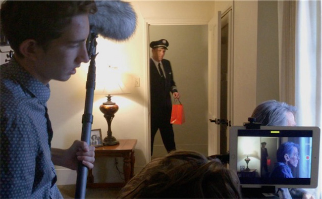 pub apple Make a film with iPad LiPad à lhonneur dans une nouvelle pub axée sur le cinéma