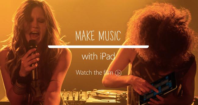 pub apple ipad La nouvelle pub dApple met liPad et la musique à lhonneur