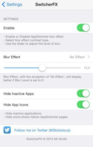 switcherfx1 320x504 [Cydia] SwitcherFX floute les apps du multitâche
