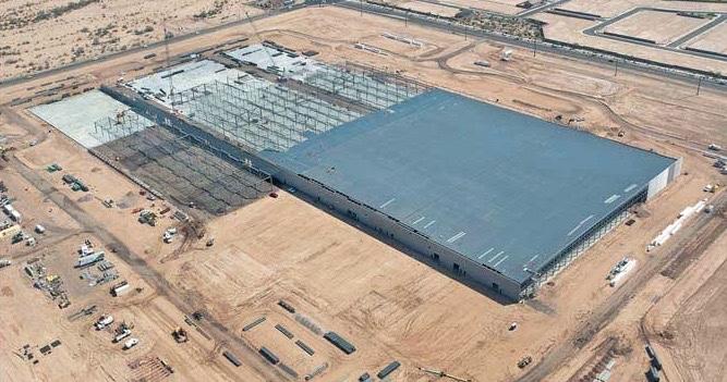 usine GT Advanced Arizona transformee en data center par apple Apple va transformer lusine GT Advanced en data center