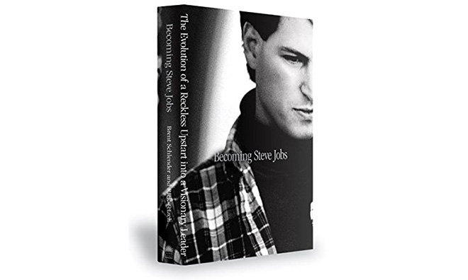 Becoming Steve Jobs Apple explique son soutien au livre Becoming Steve Jobs