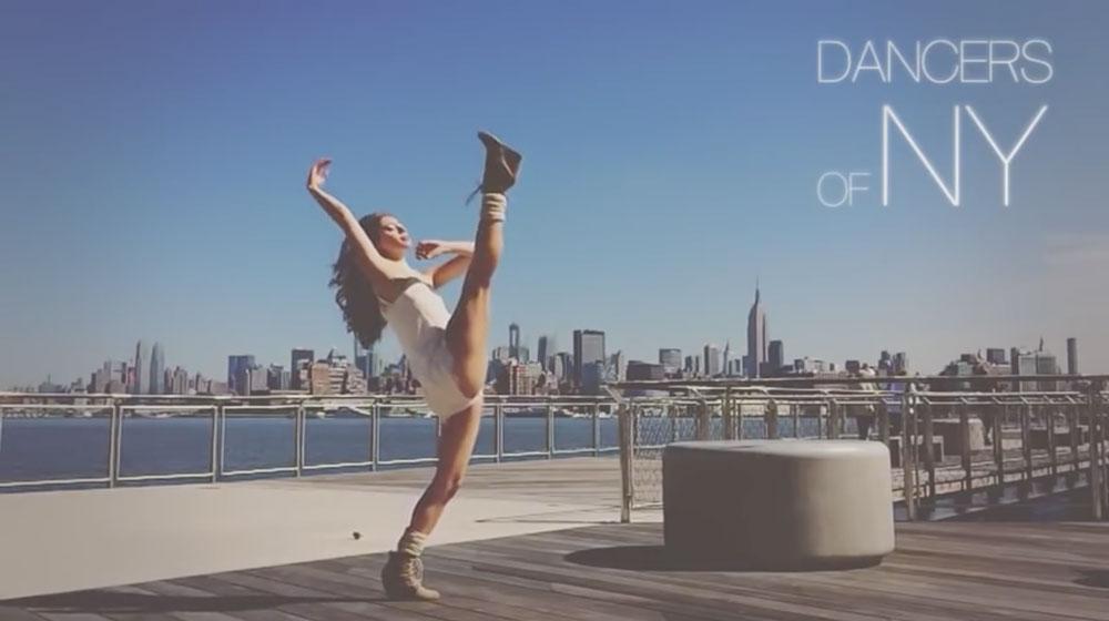 Dancers of NYC iPhone 6 Dancers of NYC : un film entièrement tourné avec liPhone 6