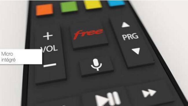 Free keynote 003 Keynote Free: La surprise c'était la nouvelle Freebox mini 4K