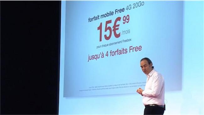 Free keynote 004 Keynote Free: La surprise c'était la nouvelle Freebox mini 4K