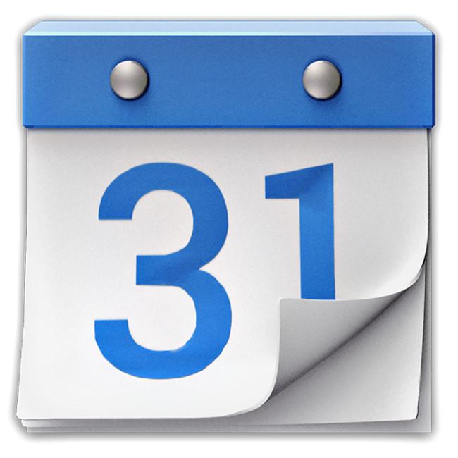 Google Calendar Google Calendar désormais disponible sur iPhone