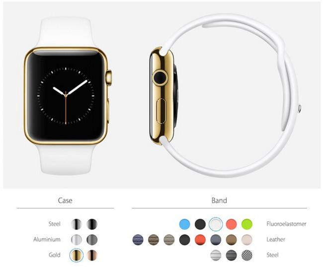 Mixyourwatch apple watch 002 Mixyourwatch : Un site pour personnaliser votre Apple Watch