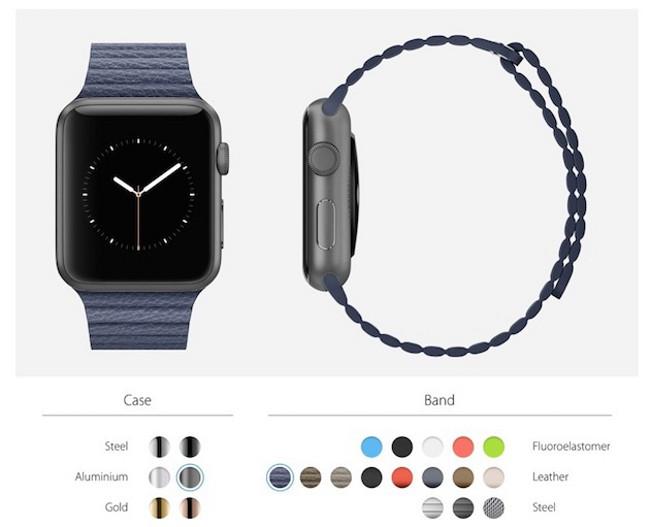 Mixyourwatch apple watch Mixyourwatch : Un site pour personnaliser votre Apple Watch