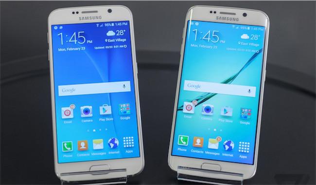 Samsung Galaxy S6 Galaxy S6 Edge 0012 Et si on jetait un œil au nouveau Galaxy S6 de Samsung ?