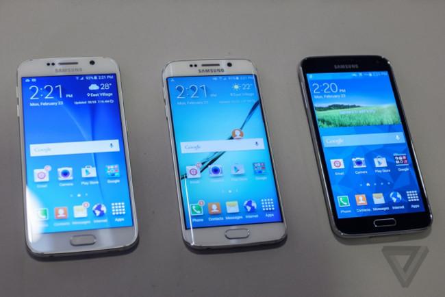 Samsung Galaxy S6 Galaxy S6 Edge 005 Et si on jetait un œil au nouveau Galaxy S6 de Samsung ?