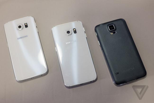 Samsung Galaxy S6 Galaxy S6 Edge 006 Et si on jetait un œil au nouveau Galaxy S6 de Samsung ?