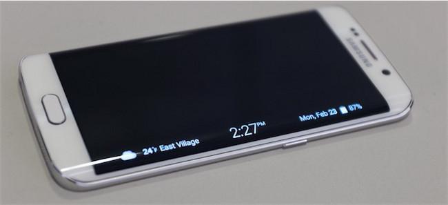 Samsung Galaxy S6 Galaxy S6 Edge 007 Et si on jetait un œil au nouveau Galaxy S6 de Samsung ?